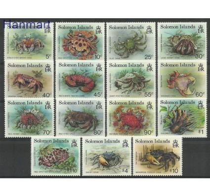 Znaczek Wyspy Salomona 1993 Mi 807-821 Czyste **