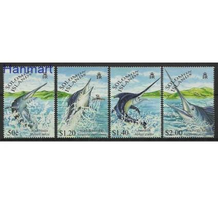 Znaczek Wyspy Salomona 1998 Mi 958-961 Czyste **
