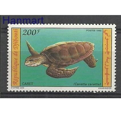 Znaczek Dżibuti 1992 Mi 575 Czyste **