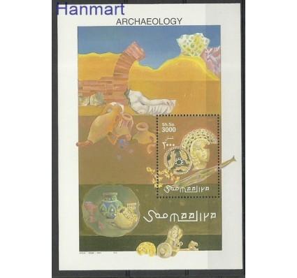Znaczek Somalia 2001 Mi bl 81 Czyste **