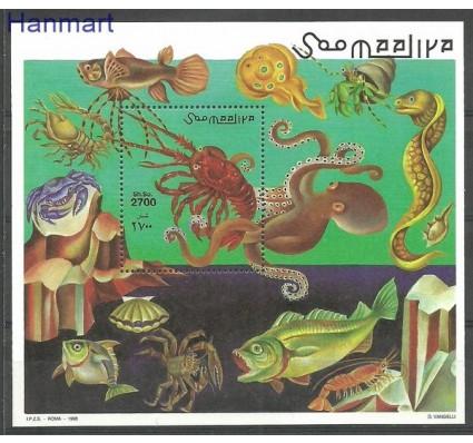 Znaczek Somalia 1998 Mi bl 52 Czyste **