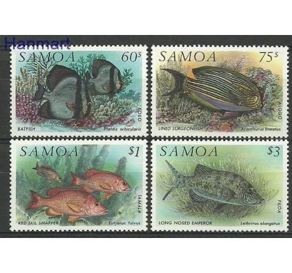 Znaczek Samoa i Sisifo 1993 Mi 746-749 Czyste **