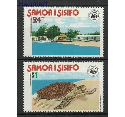 Znaczek Samoa i Sisifo 1978 Mi 370-371 Czyste **