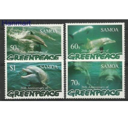 Znaczek Samoa i Sisifo 1997 Mi 860-863 Czyste **