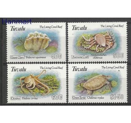 Znaczek Tuvalu 1993 Mi 659-662 Czyste **