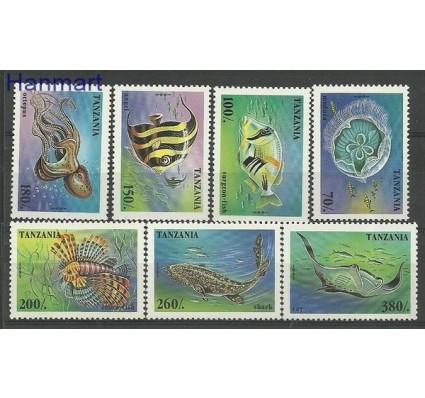 Znaczek Tanzania 1995 Mi 2033-2039 Czyste **