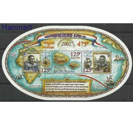Znaczek Wallis et Futuna 2002 Mi bl 11 Czyste **