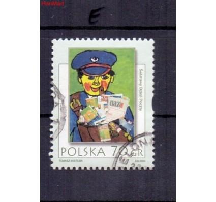 Znaczek Polska 2000 Stemplowane
