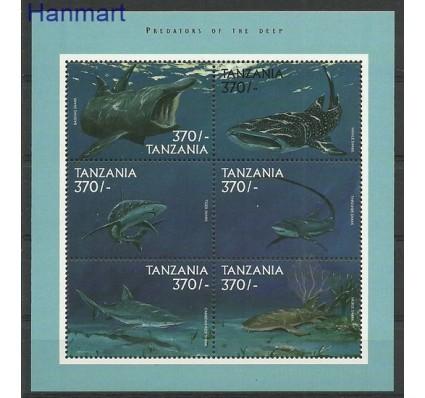 Znaczek Tanzania 1999 Mi 3809-3814 Czyste **