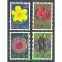 Liechtenstein 1972 Mi 560-563 Czyste **
