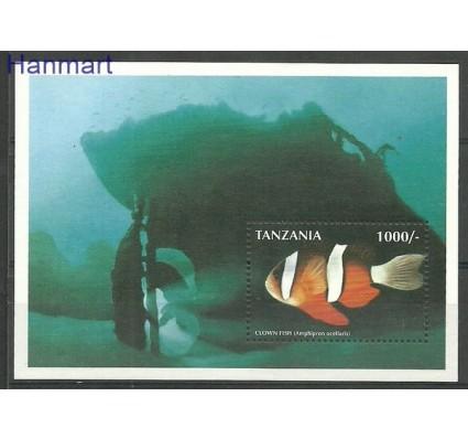 Znaczek Tanzania 1998 Mi bl 387 Czyste **