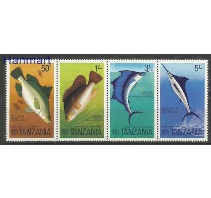 Znaczek Tanzania 1977 Mi 66-69 Czyste **