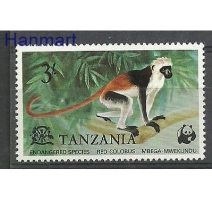 Znaczek Tanzania 1977 Mi 85 Czyste **