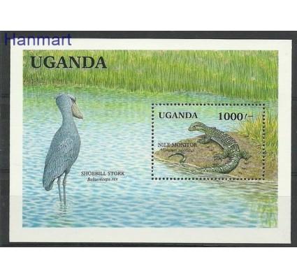 Znaczek Uganda 1991 Mi bl 127 Czyste **