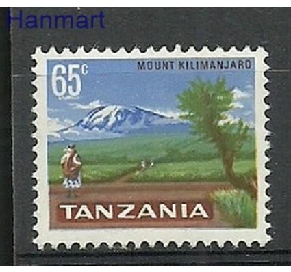 Znaczek Tanzania 1965 Mi 12 Czyste **