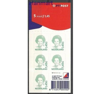 Znaczek Holandia 2001 Mi fol 1908 Czyste **