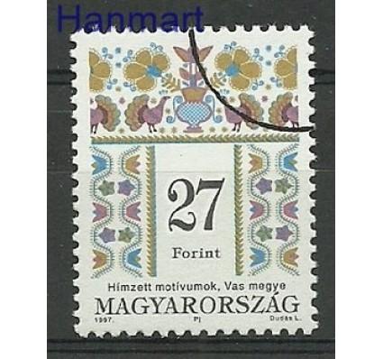 Znaczek Węgry 1997 Mi spe 4445 Czyste **