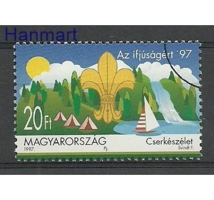 Znaczek Węgry 1997 Mi spe 4447 Czyste **