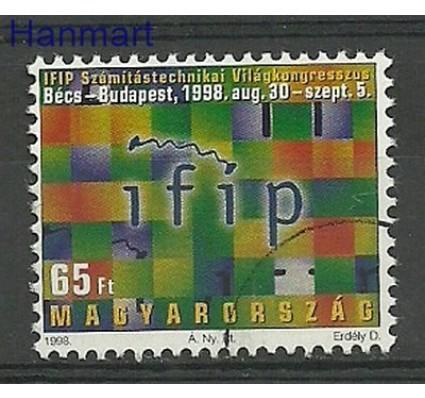 Znaczek Węgry 1998 Mi spe 4512 Czyste **