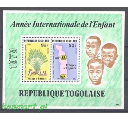 Znaczek Togo 1979 Mi bl 143 Czyste **