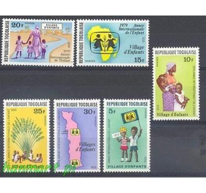 Znaczek Togo 1979 Mi 1360-1365 Czyste **