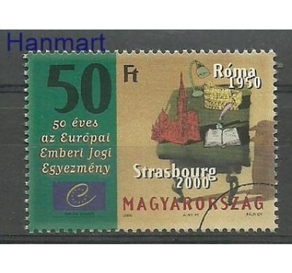 Znaczek Węgry 2000 Mi spe 4637 Czyste **