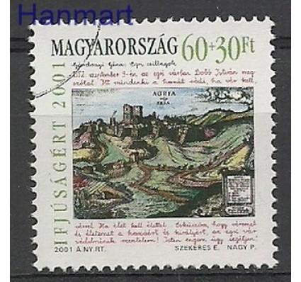 Znaczek Węgry 2001 Mi spe 4643 Czyste **