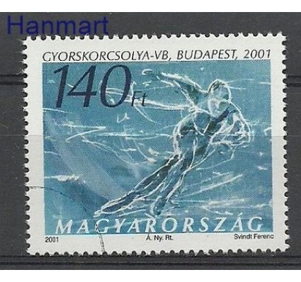 Znaczek Węgry 2001 Mi spe 4655 Czyste **