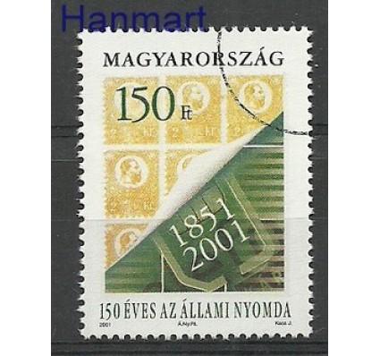 Znaczek Węgry 2001 Mi spe 4700 Czyste **