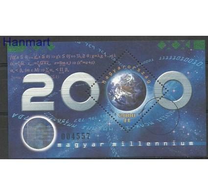 Znaczek Węgry 2000 Mi spebl 256 Czyste **