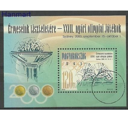 Znaczek Węgry 2000 Mi spebl 260 Czyste **
