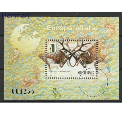 Znaczek Węgry 2001 Mi spebl 262 Czyste **