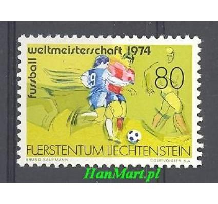 Znaczek Liechtenstein 1974 Mi 606 Czyste **