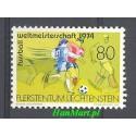 Liechtenstein 1974 Mi 606 Czyste **