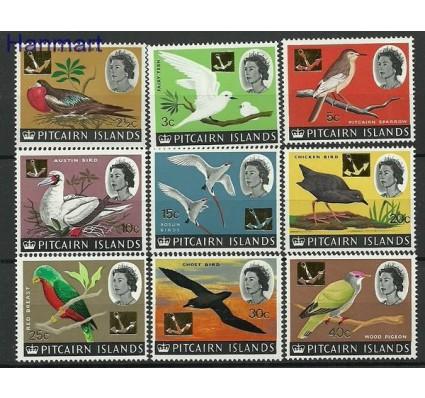 Znaczek Pitcairn 1967 Mi 75-83 Czyste **