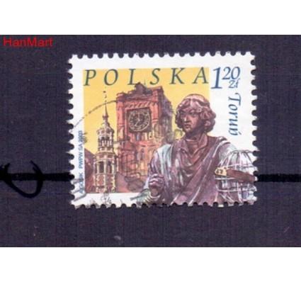 Znaczek Polska 2003 Stemplowane