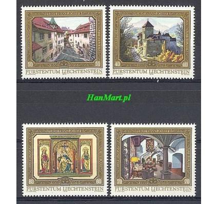 Znaczek Liechtenstein 1978 Mi 706-709 Czyste **