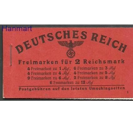Znaczek Deutsches Reich / III Rzesza 1941 Mi 2 Czyste **