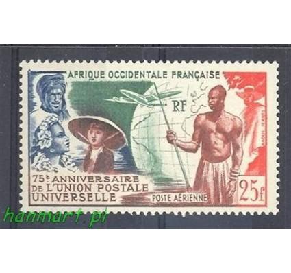 Znaczek Francuska Afryka Zachodnia 1949 Mi 59 Czyste **