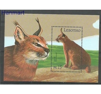 Znaczek Lesotho 2001 Mi bl 180 Czyste **
