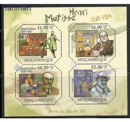 Znaczek Mozambik 2011 Mi 4682-4685 Czyste **
