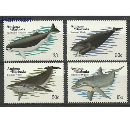 Znaczek Antigua i Barbuda 1983 Mi 714-717 Czyste **