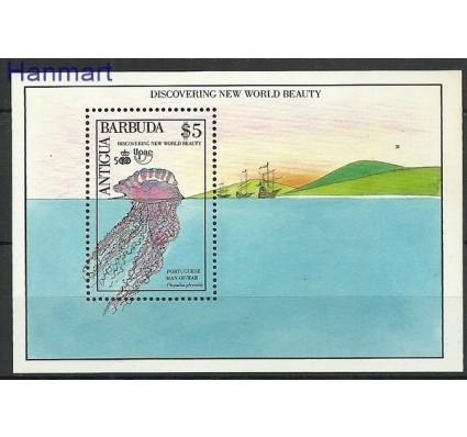 Znaczek Antigua i Barbuda 1990 Mi bl 173 Czyste **