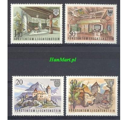 Znaczek Liechtenstein 1981 Mi 780-783 Czyste **