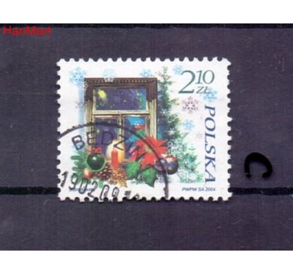 Znaczek Polska 2004 Stemplowane