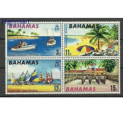 Znaczek Bahamy 1969 Mi 295-298 Czyste **