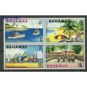 Bahamy 1969 Mi 295-298 Czyste **
