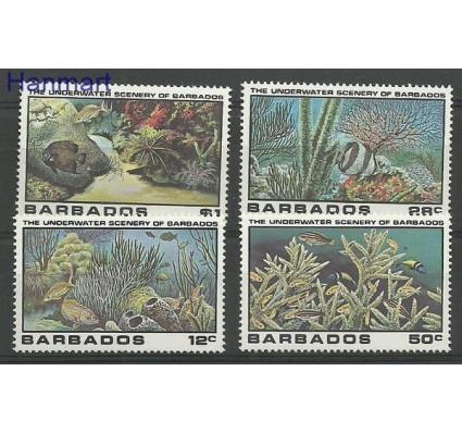 Znaczek Barbados 1980 Mi 514-517 Czyste **