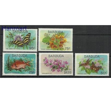 Znaczek Barbuda 1978 Mi 425-429 Czyste **