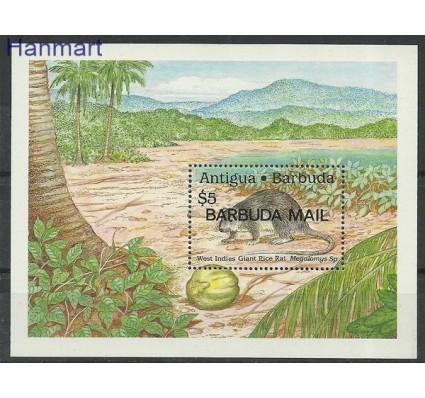 Znaczek Barbuda 1990 Mi bl 156 Czyste **
